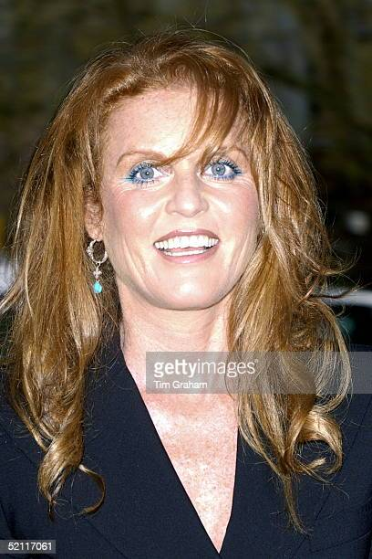 Sarah Duchess Of York A Bit Dishevelled At The Carlton Tower Hotel In London To Give A Speech To The British Society Of Magazine Editors And Dosmetic...