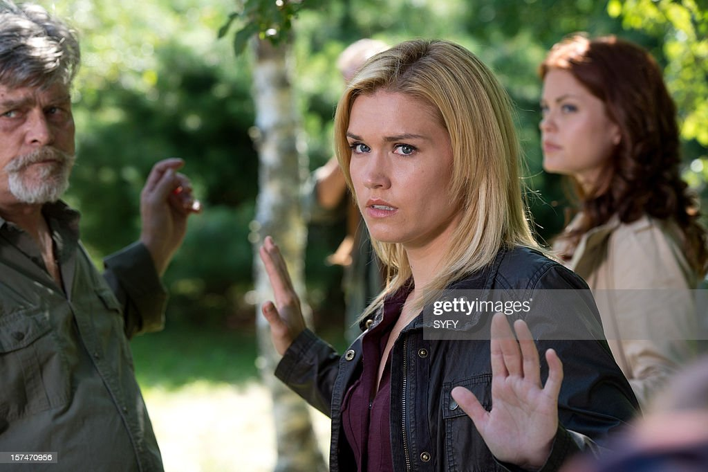 HAVEN -- 'Sarah' Episode 309 -- Pictured: Emily Rose as Audrey Parker --