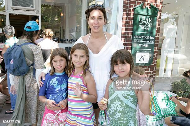 Sarah Epstein Rebecca Epstein Ellen Epstein and Esme Epstein attend HATCHLINGS Spring 2008 'HATCH' Boys Collection hosted by ANNETTE LAUER CRISTINA...
