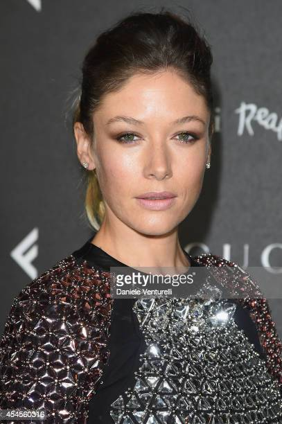 Sarah Felberbaum attends The Space Movies Universal Pictures Italia Feltrinelli Real Cinema And Gucci Present The Italian Premiere Of 'The Director...