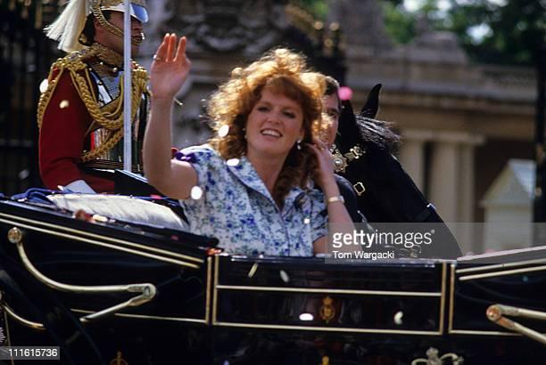 Sarah Ferguson The Duchess of York and Prince Andrew The Duke of York