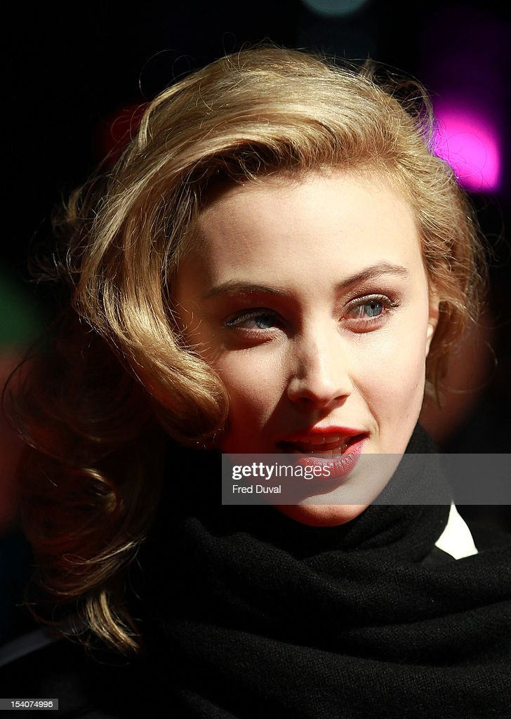 <a gi-track='captionPersonalityLinkClicked' href=/galleries/search?phrase=Sarah+Gadon&family=editorial&specificpeople=6606524 ng-click='$event.stopPropagation()'>Sarah Gadon</a> attends the premiere of 'Antiviral' at the 56th London Film Festival at Odeon Leicester Square on October 13, 2012 in London, England.