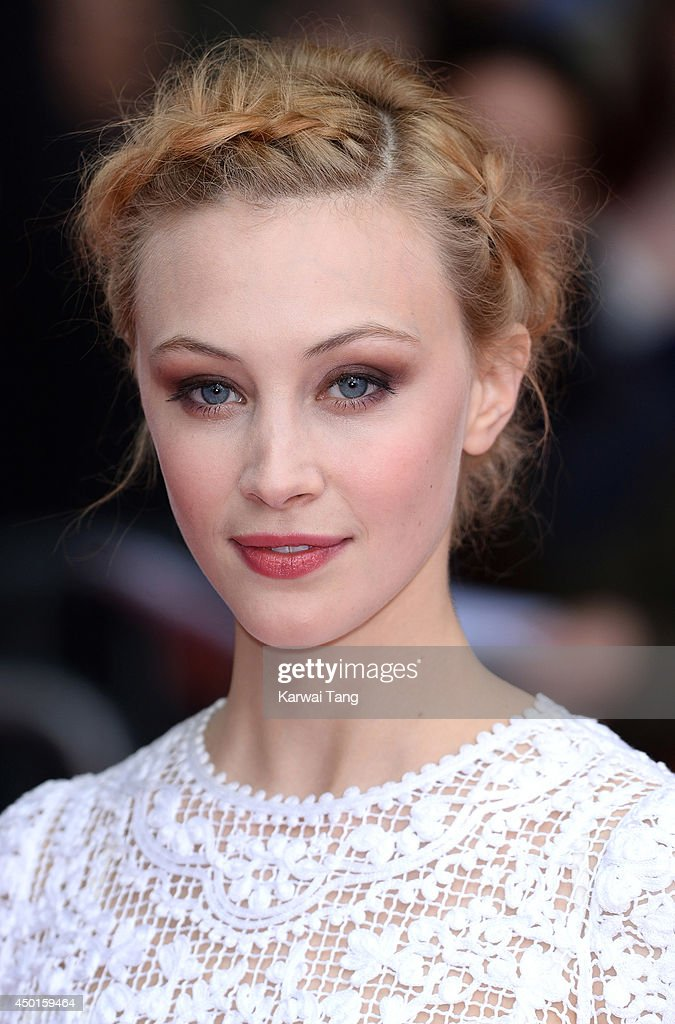 <a gi-track='captionPersonalityLinkClicked' href=/galleries/search?phrase=Sarah+Gadon&family=editorial&specificpeople=6606524 ng-click='$event.stopPropagation()'>Sarah Gadon</a> attends the UK Premiere of 'Belle' at BFI Southbank on June 5, 2014 in London, England.