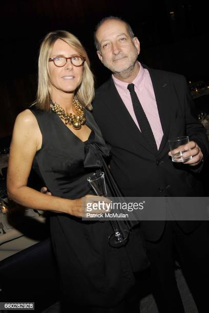 Sarah Gore Reeves and Enrique Norten attend ENRIQUE NORTEN Private Dinner Celebrating the 25th Anniversary of TEN ARQUITECTOS at The Four Seasons...