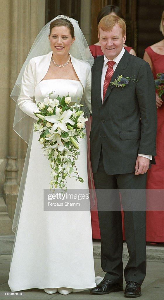 Liberal Democrat Leader Charles Kennedy Marries Sarah Gurling