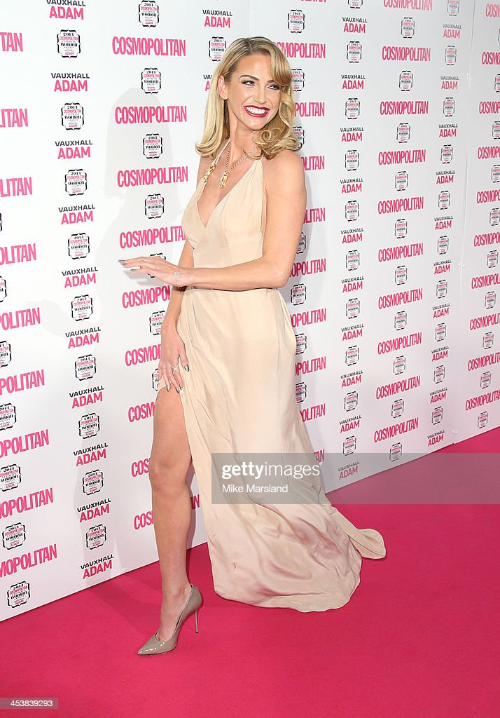 <a gi-track='captionPersonalityLinkClicked' href=/galleries/search?phrase=Sarah+Harding&family=editorial&specificpeople=202916 ng-click='$event.stopPropagation()'>Sarah Harding</a> attends the Cosmopolitan Ultimate Women of the Year Awards at Victoria & Albert Museum on December 5, 2013 in London, England.
