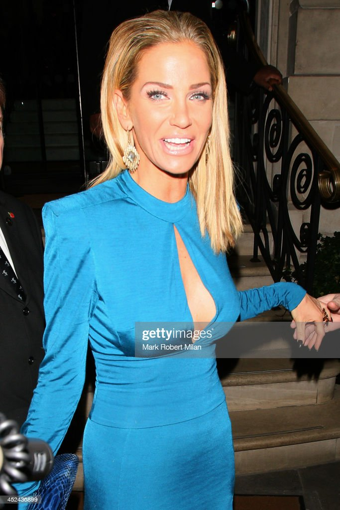 <a gi-track='captionPersonalityLinkClicked' href=/galleries/search?phrase=Sarah+Harding&family=editorial&specificpeople=202916 ng-click='$event.stopPropagation()'>Sarah Harding</a> leaving The Langham Hotel on November 28, 2013 in London, England.