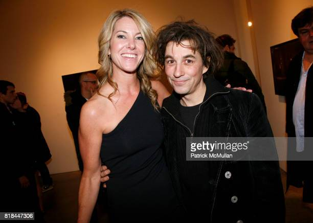 Sarah Hasted and Alvin Booth attend ERWIN OLAF Opening Reception at Hasted Hunt Kraeutler on January 28 2010 in New York