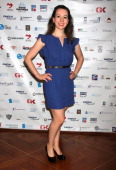 Sarah Hughes attends Cantor Fitzgerald And BGC Partners Annual Charity Day at Cantor Fitzgerald on September 11 2013 in New York City