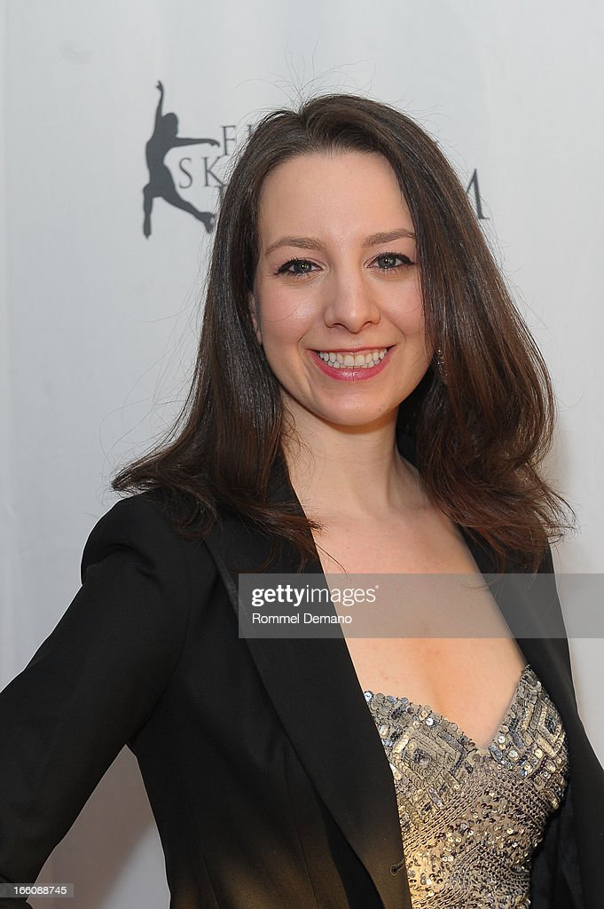 Sarah Hughes attends The 2013 Skating With The Stars Benefit Gala at Trump Rink at Central Park on April 8, 2013 in New York City.