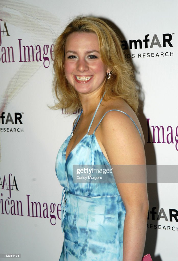 Sarah Hughes during 26th Annual AAfA American Image Awards to Benefit amfAR - Arrivals at Grand Hyatt Hotel in New York City, New York, United States.