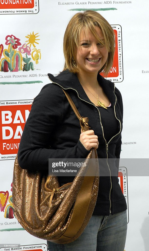 Sarah Hughes during The 12th Annual Kids for Kids Celebrity Carnival to Benefit the Elizabeth Glaser Pediatric AIDS Foundation - Arrivals at Industria Superstudio in New York City, New York, United States.