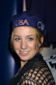 Sarah Hughes during The Launch of the 2004 US Olympic Team Collection by Roots by Olympic Athletes at The NBC Experience Store in New York City New...