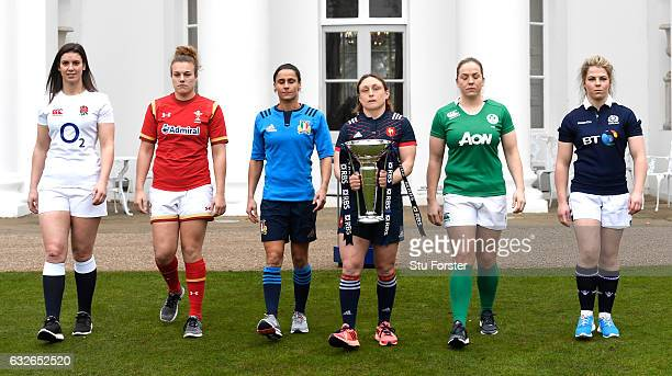Sarah Hunter Captain of England Women Carys Phillips Captain of Wales Women Sara Barattin Captain of Italy Women Galle Mignot Captain of France Women...