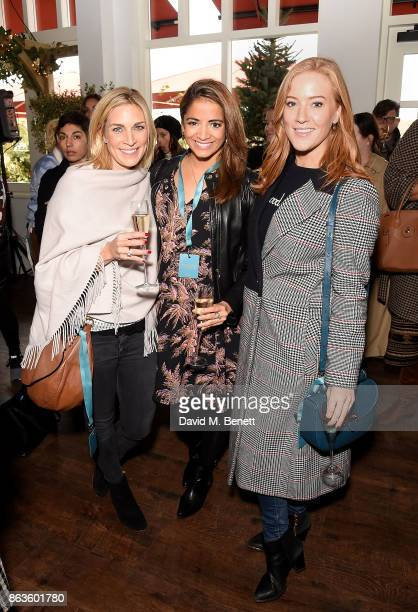 Sarah Jane Mee and guests at the opening of the new Bicester Village and the launch of the British Collective at Bicester Village on October 20 2017...