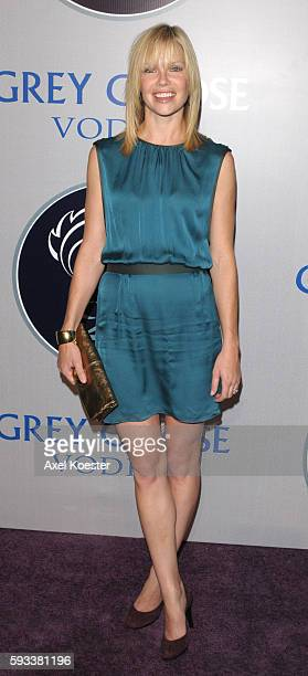 Sarah Jane Morris arrives to the Breeders' Cup Winners Circle party held at the Hollywood Palladium