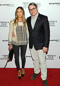 Sarah Jessica Parker and Matthew Broderick attend the premiere of 'Dirty Weekend' during the 2015 Tribeca Film Festival at Regal Battery Park 11 on...