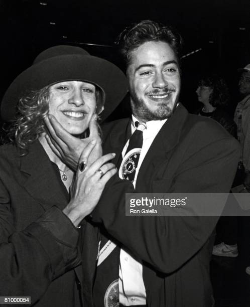 Sarah Jessica Parker and Robert Downey Jr