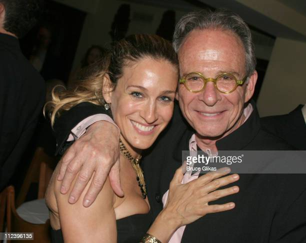 Sarah Jessica Parker and Ron Rifkin from TV Series 'Alias'