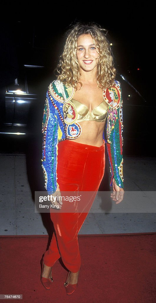 <a gi-track='captionPersonalityLinkClicked' href=/galleries/search?phrase=Sarah+Jessica+Parker&family=editorial&specificpeople=201693 ng-click='$event.stopPropagation()'>Sarah Jessica Parker</a> at the 'For the Boys' Premiere in Los Angeles, California