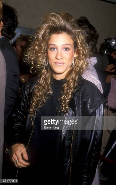 Sarah Jessica Parker at the Manns Bruin Theater in Westwood California