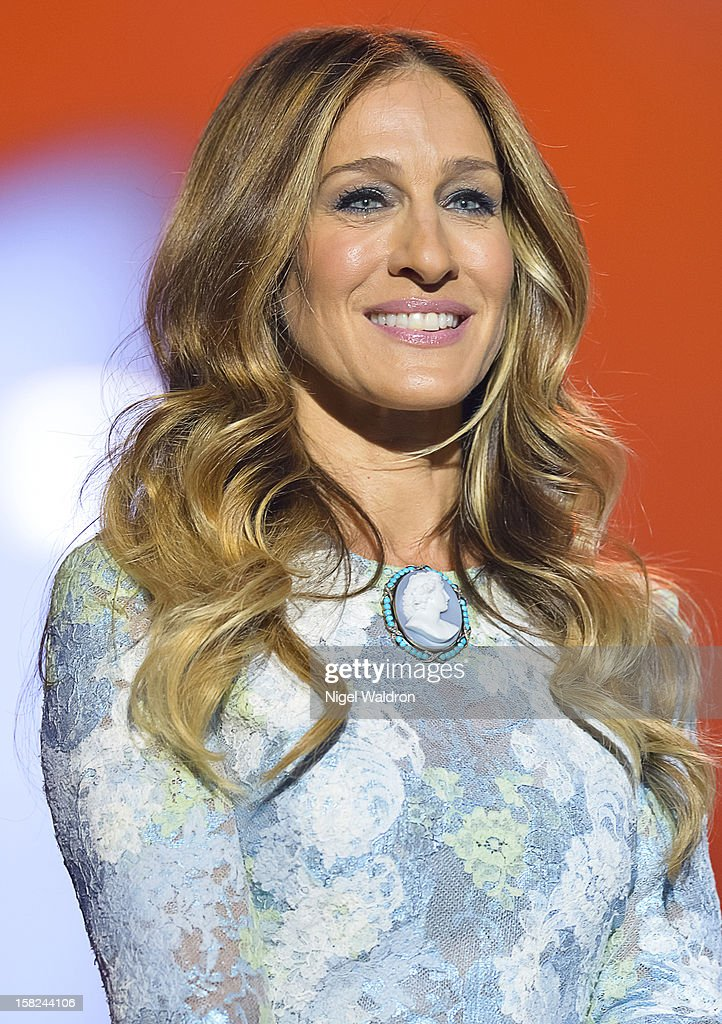 <a gi-track='captionPersonalityLinkClicked' href=/galleries/search?phrase=Sarah+Jessica+Parker&family=editorial&specificpeople=201693 ng-click='$event.stopPropagation()'>Sarah Jessica Parker</a> attend the Nobel Peace Prize Concert 2012 at Oslo Spektrum on December 11, 2012 in Oslo, Norway.