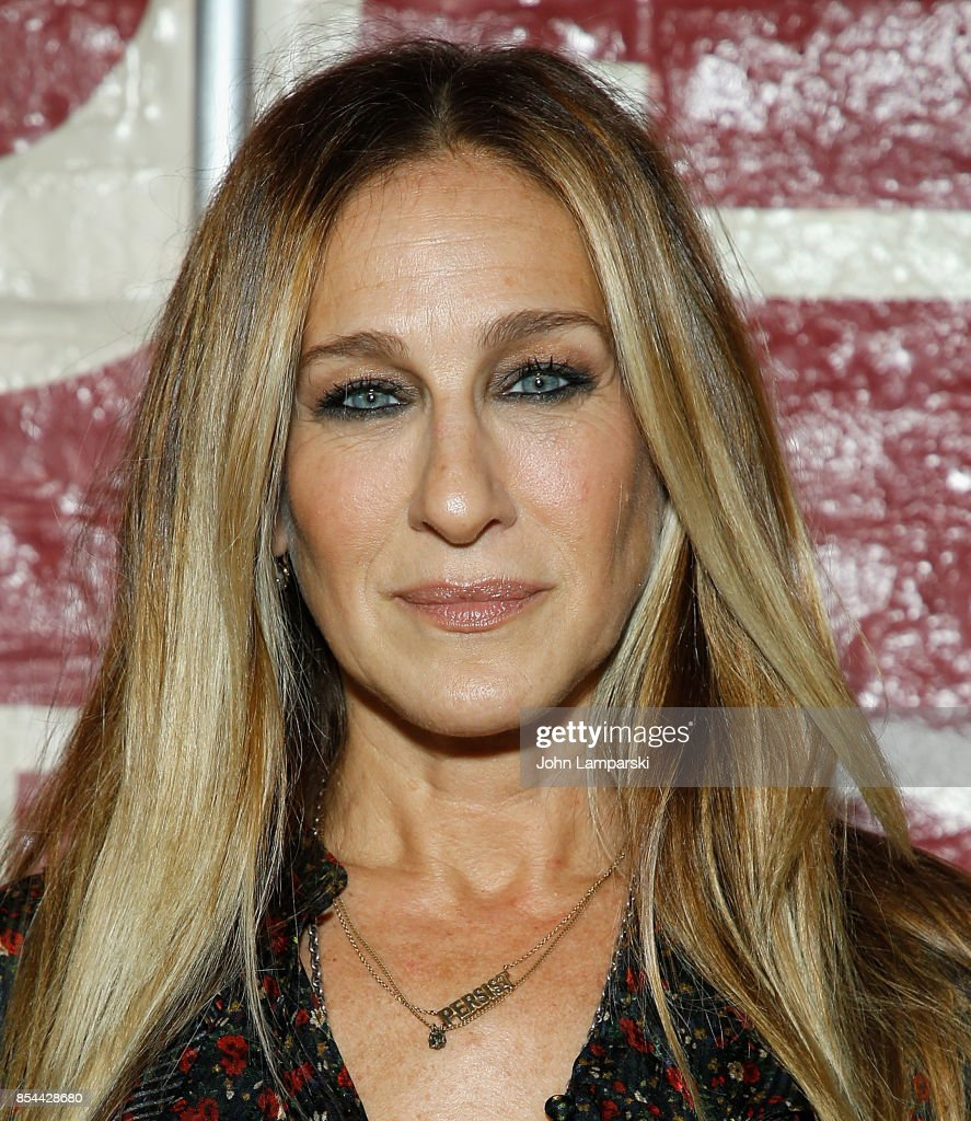 Sarah Jessica Parker attends Airbnb presents: True York on September 26, 2017 in New York City.