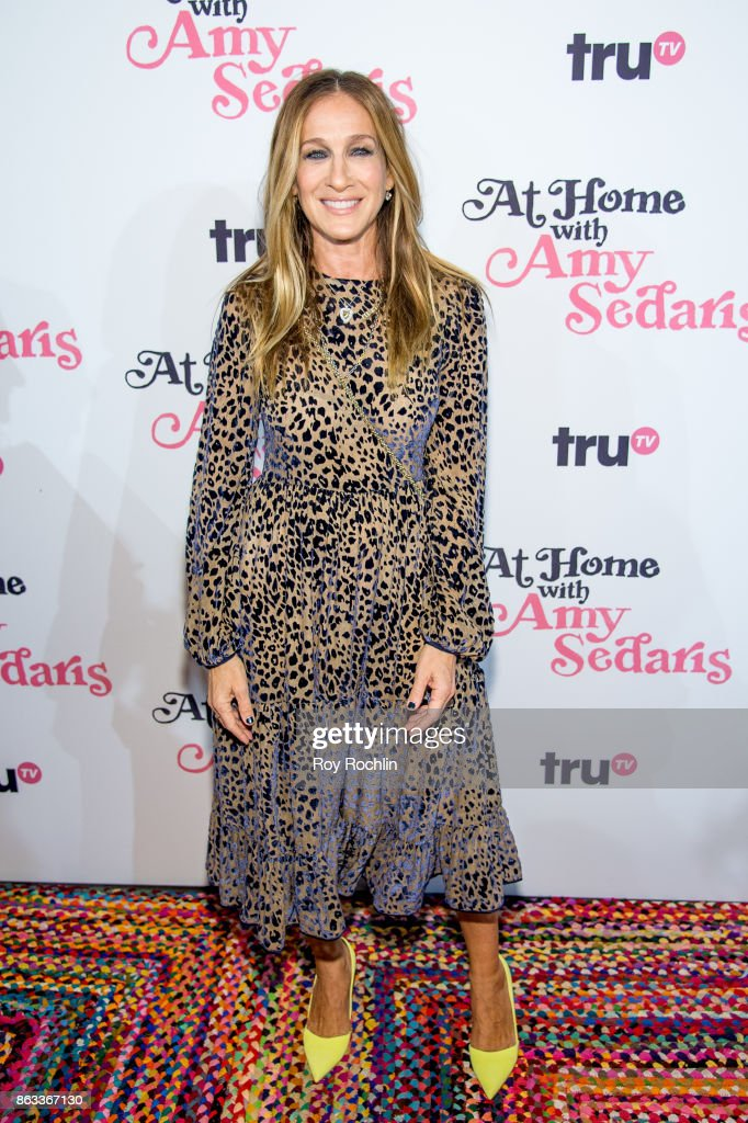 """At Home With Amy Sedaris"" New York Screening"