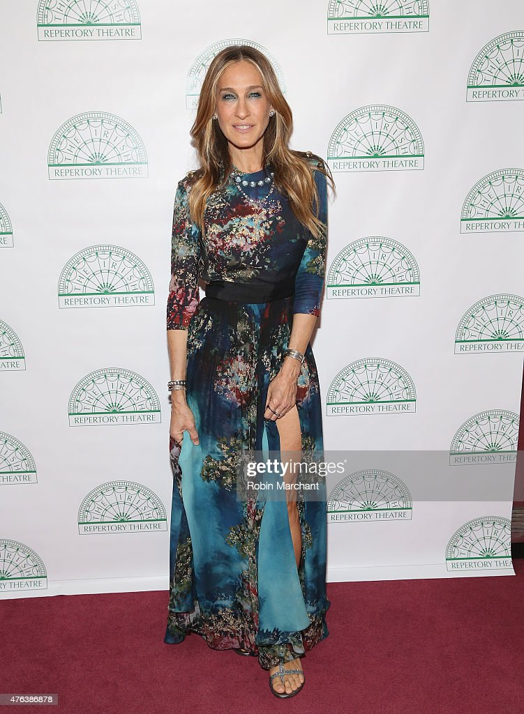 <a gi-track='captionPersonalityLinkClicked' href=/galleries/search?phrase=Sarah+Jessica+Parker&family=editorial&specificpeople=201693 ng-click='$event.stopPropagation()'>Sarah Jessica Parker</a> attends Irish Repertory Theatre's