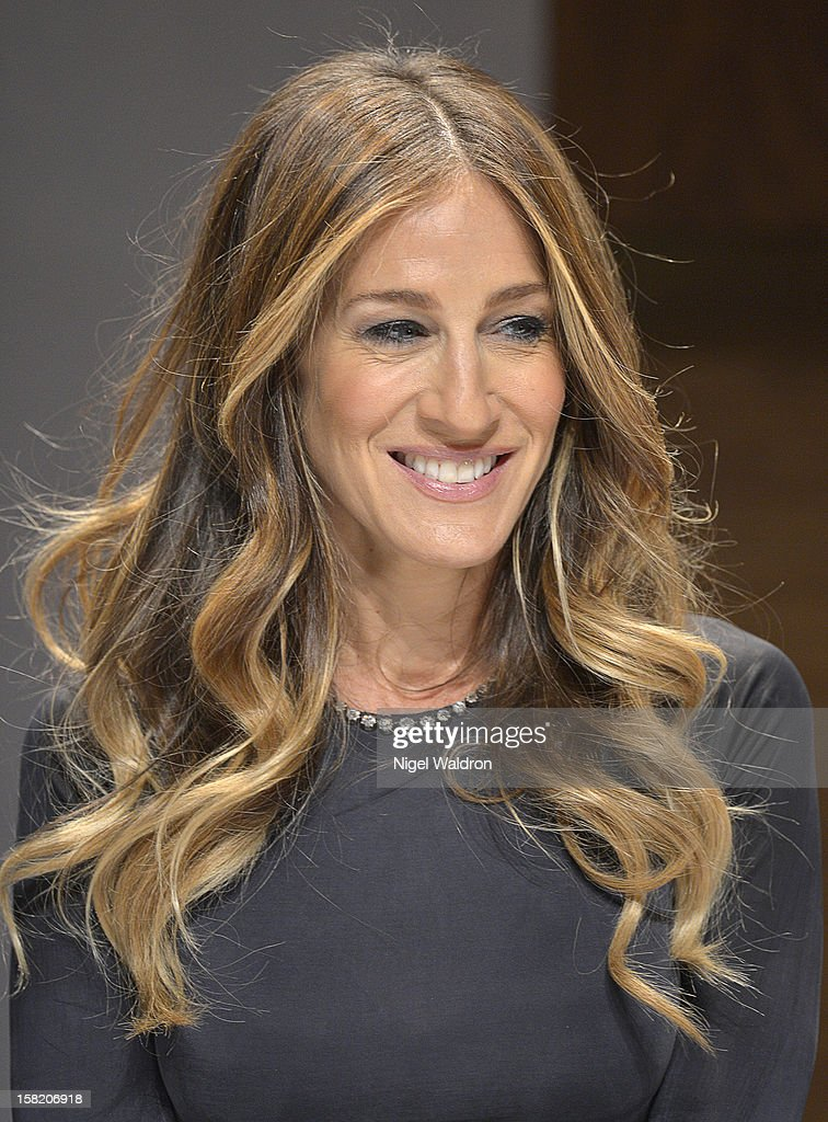 Sarah Jessica Parker attends the 2012 Nobel Peace Prize Concert press conference at Radisson Blu Plaza Hotel on December 11, 2012 in Oslo, Norway.