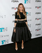 Sarah Jessica Parker attends the 2014 Fashion Footwear Association Of New York Awards at IAC Building on December 3 2014 in New York City