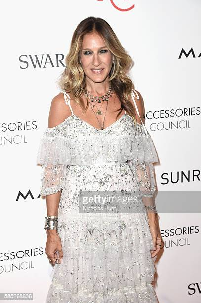 Sarah Jessica Parker attends the 2016 ACE Awards at Cipriani 42nd Street on August 2 2016 in New York City