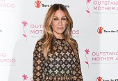 Sarah Jessica Parker attends the 2016 Outstanding Mother Awards on May 05 2016 in New York New York
