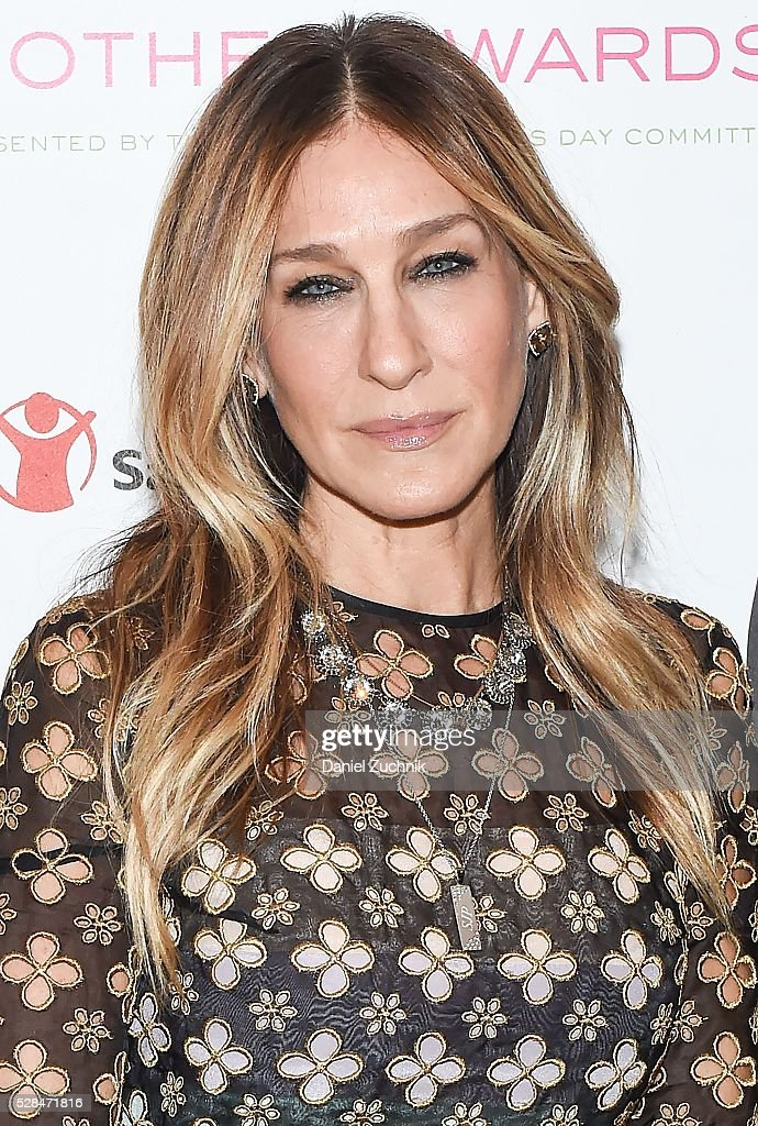 Sarah Jessica Parker attends the 2016 Outstanding Mother Awards on May 05, 2016 in New York, New York.