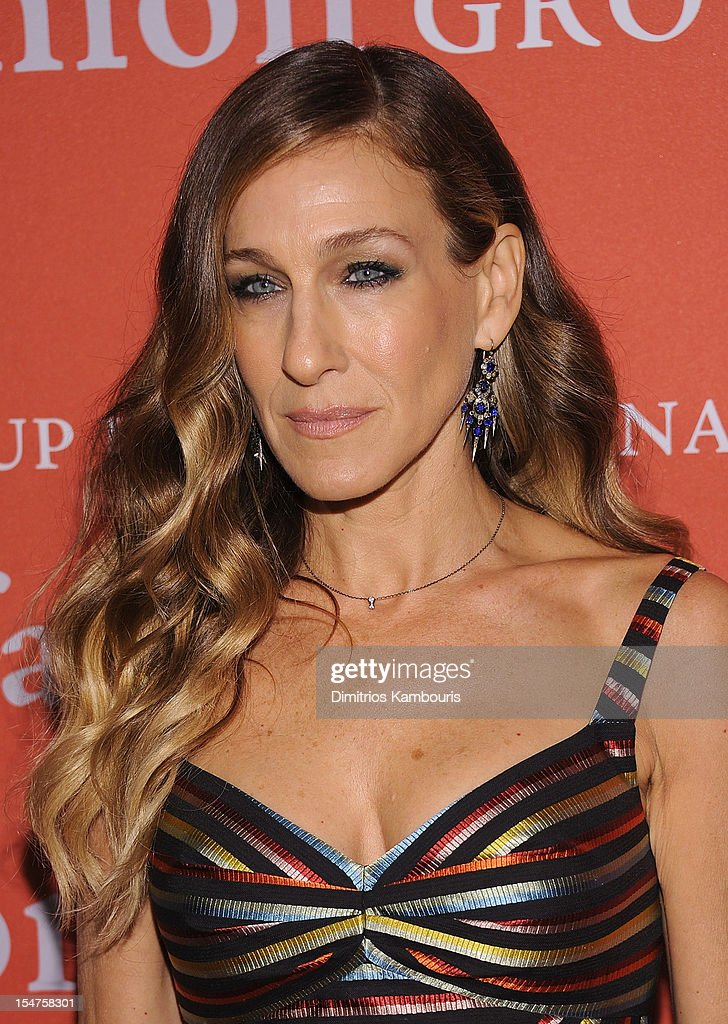 Sarah Jessica Parker attends the 29th Annual Fashion Group International Night Of Stars at Cipriani Wall Street on October 25, 2012 in New York City.