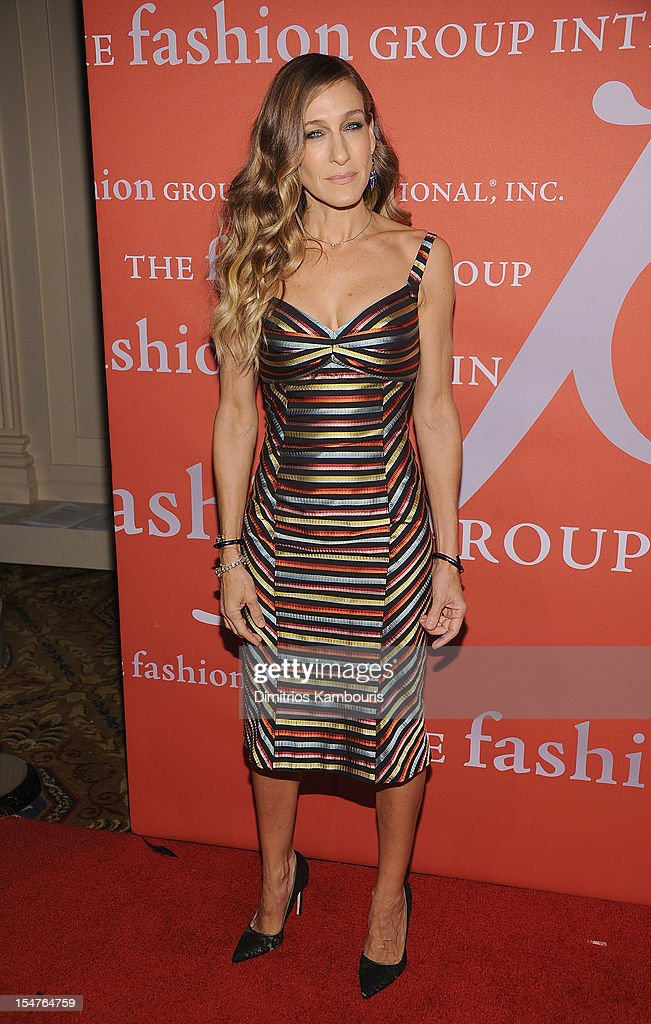 <a gi-track='captionPersonalityLinkClicked' href=/galleries/search?phrase=Sarah+Jessica+Parker&family=editorial&specificpeople=201693 ng-click='$event.stopPropagation()'>Sarah Jessica Parker</a> attends the 29th Annual Fashion Group International Night Of Stars at Cipriani Wall Street on October 25, 2012 in New York City.