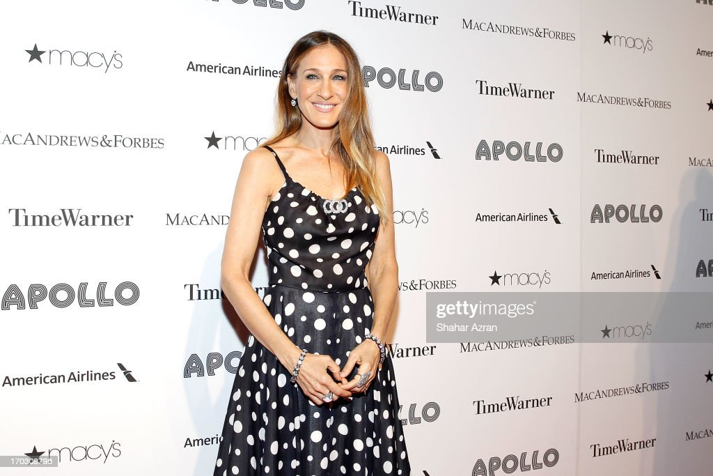 <a gi-track='captionPersonalityLinkClicked' href=/galleries/search?phrase=Sarah+Jessica+Parker&family=editorial&specificpeople=201693 ng-click='$event.stopPropagation()'>Sarah Jessica Parker</a> attends the 8th annual Apollo Theater Spring Gala Concert at The Apollo Theater on June 10, 2013 in New York City.