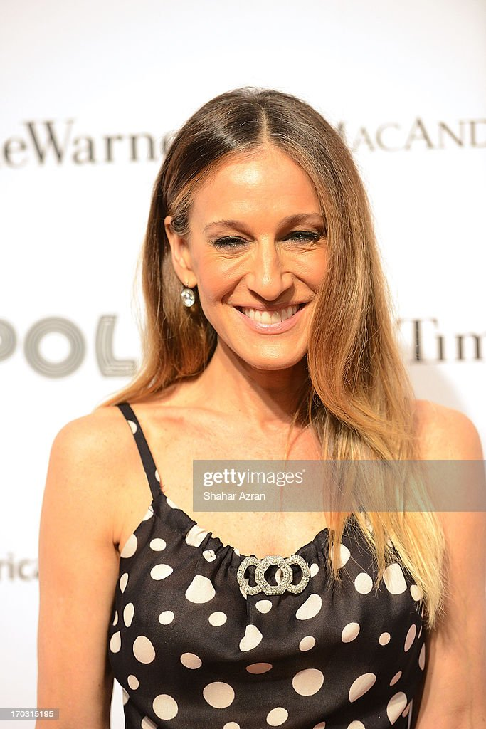Sarah Jessica Parker attends the 8th annual Apollo Theater Spring Gala Concert at The Apollo Theater on June 10, 2013 in New York City.