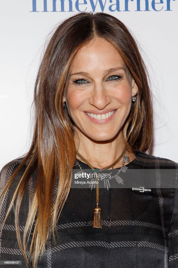 <a gi-track='captionPersonalityLinkClicked' href=/galleries/search?phrase=Sarah+Jessica+Parker&family=editorial&specificpeople=201693 ng-click='$event.stopPropagation()'>Sarah Jessica Parker</a> attends the ArtsConnection 35th Anniversary Spring Benefit at 583 Park Avenue on April 24, 2014 in New York City.