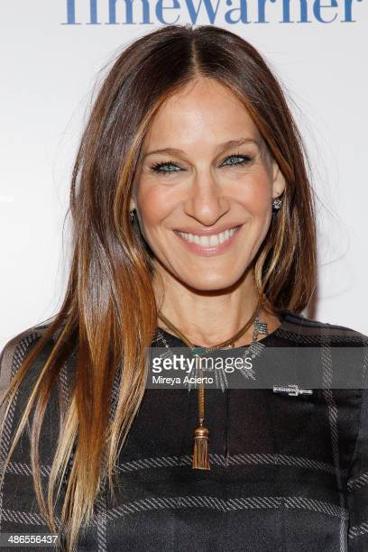 Sarah Jessica Parker attends the ArtsConnection 35th Anniversary Spring Benefit at 583 Park Avenue on April 24 2014 in New York City