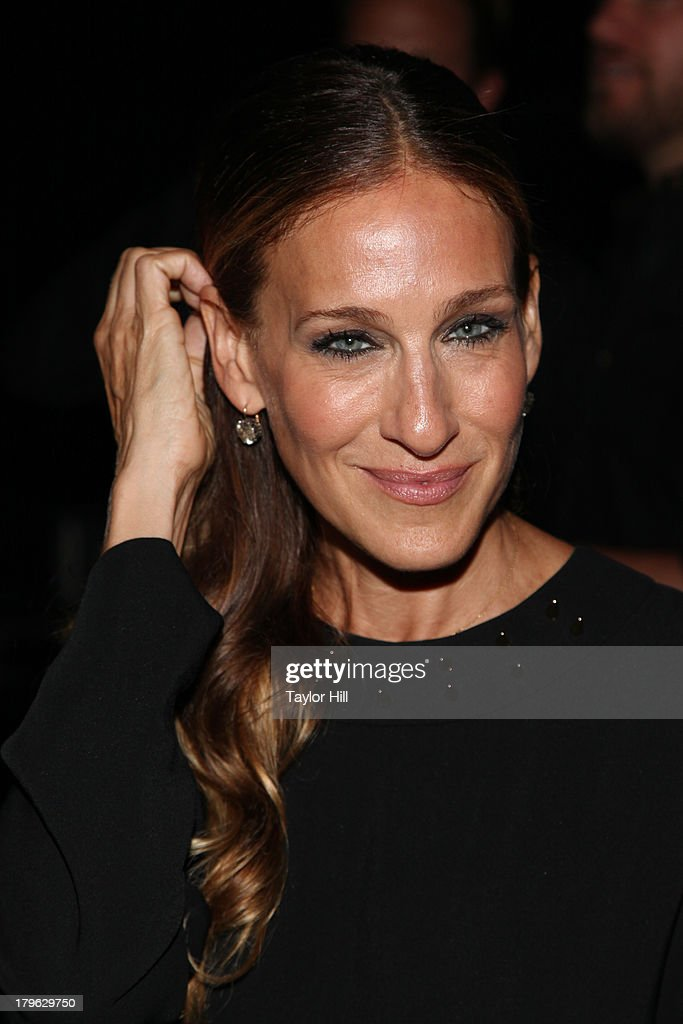 Sarah Jessica Parker attends the Lexus Design Disrupted Fashion Event at SIR Stage 37 on September 5, 2013 in New York City.