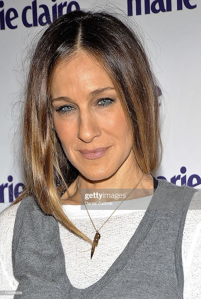 <a gi-track='captionPersonalityLinkClicked' href=/galleries/search?phrase=Sarah+Jessica+Parker&family=editorial&specificpeople=201693 ng-click='$event.stopPropagation()'>Sarah Jessica Parker</a> attends the Women Taking The Lead Celebration at Marea on June 10, 2013 in New York City.