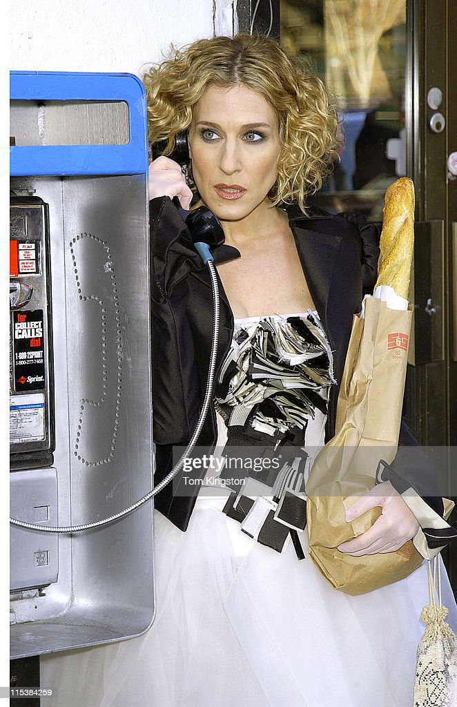 <a gi-track='captionPersonalityLinkClicked' href=/galleries/search?phrase=Sarah+Jessica+Parker&family=editorial&specificpeople=201693 ng-click='$event.stopPropagation()'>Sarah Jessica Parker</a> during Photo Shoot of <a gi-track='captionPersonalityLinkClicked' href=/galleries/search?phrase=Sarah+Jessica+Parker&family=editorial&specificpeople=201693 ng-click='$event.stopPropagation()'>Sarah Jessica Parker</a> for HBO's 'Sex and the City' 2002 series at New York City in New York City, New York, United States.