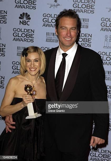 john corbett and sarah jessica parker dating