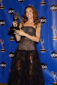Sarah Jessica Parker winner of Outstanding Lead Actress in a Comedy Series 'Sex and the City'