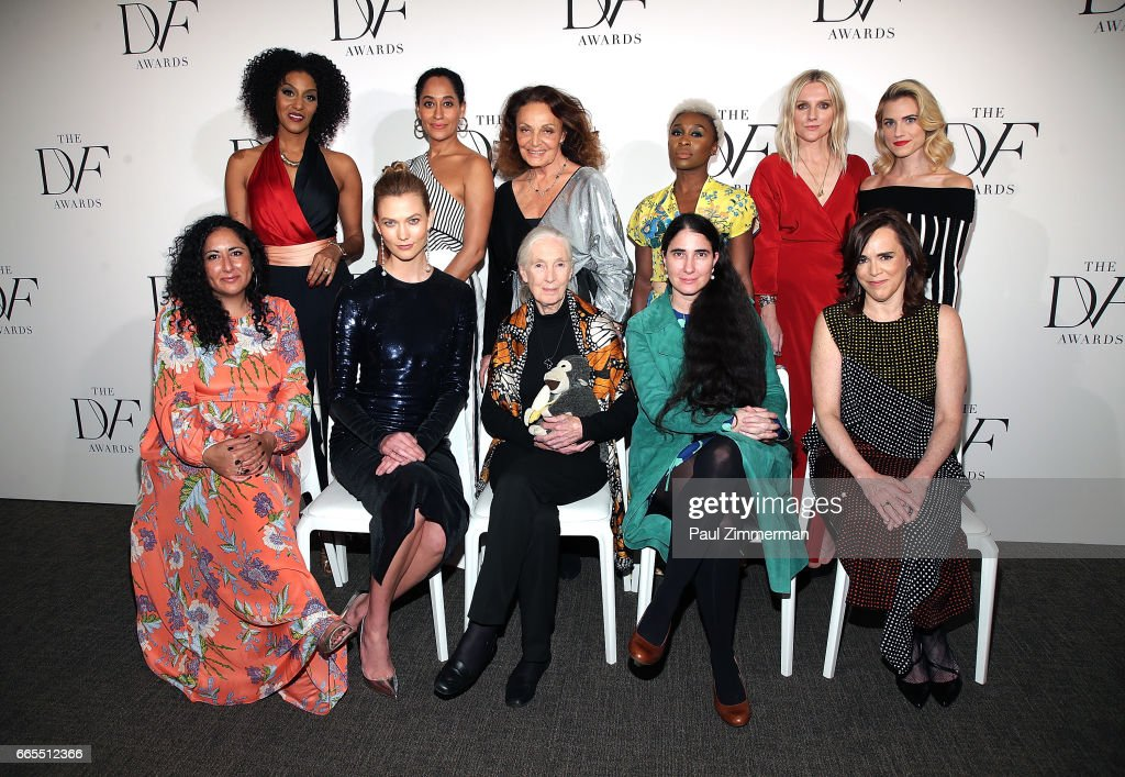 2017 DVF Awards