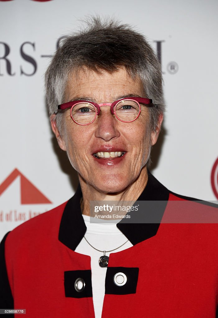 Sarah Kilpatrick, MD, PhD arrives at The Helping Hand of Los Angeles' 87th Anniversary Mother's Day Luncheon and Fashion Show at the Beverly Wilshire Four Seasons Hotel on May 6, 2016 in Beverly Hills, California.