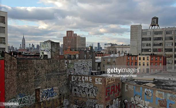 Sarah L Voisin/TWP id# 178576 Brooklyn New York The Brooklyn New York neighborhood of Williamsburg is rapidly becoming Gentrified The more influx of...