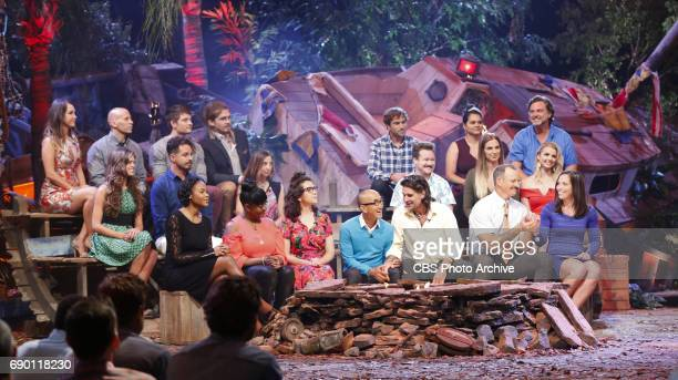Sarah Lacina is crowned Sole Survivor during the twohour season finale followed by the onehour live reunion show hosted by Emmy Award winner Jeff...
