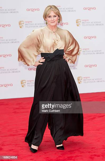 Sarah Lancashire attends the Arqiva British Academy Television Awards 2013 at the Royal Festival Hall on May 12 2013 in London England
